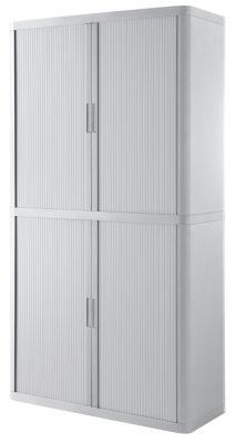Paperflow Rollladenschrank EASYOFFICE - 4 Fachböden, Höhe 2040 mm