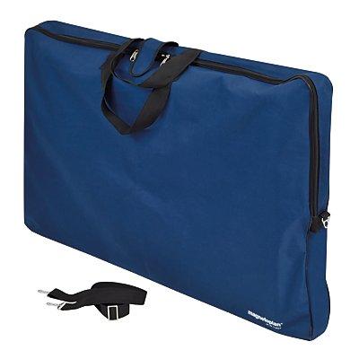 magnetoplan® Flipchart-Tragetasche - Format 1150 x 750 x 80 mm - inkl. Schulterriemen und Handschlaufe