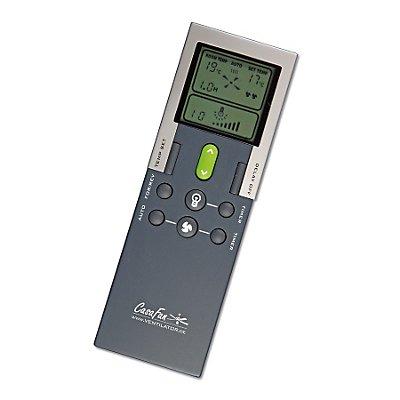 CasaFan FB-FNK Advanced mit Temperatursteuerung - mit Dimmung, Motor 4 Stufen - für Deckenventilator