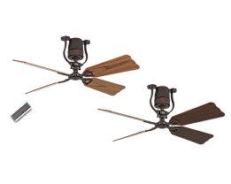 Ventilateur de plafond ROADHOUSE - Ø hélice 1320 mm