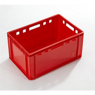 utz Lebensmittelbehälter - Typ E3, Inhalt 60 l, VE 5 Stk