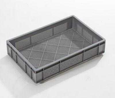 Stapelbehälter - Inhalt 23 l, VE 5 Stk, Ausführung durchbrochen