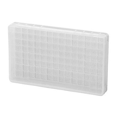 Stapelbehälter - Inhalt 24 l, VE 5 Stk, Ausführung durchbrochen