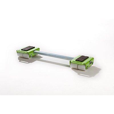 Transport-Kassette - 2er Set mit Verbindungsstange