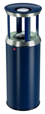 Ascher-Papierkorb-Kombination PROFILINE COMBI PRO - Abfallvolumen 50 l