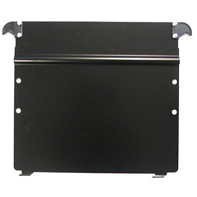 Trennschied - schwarz, VE 5 Stk - für einbahnigen Hängeregistraturschrank