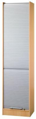 FINO Rollladenschrank - mit 4 Fachböden, HxBxT 2004 x 500 x 400 mm