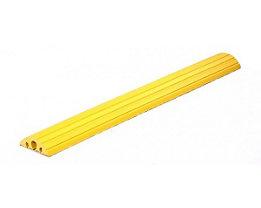 Schlauch- und Kabelbrücke - für Kabel bis 45 mm Ø, gelb