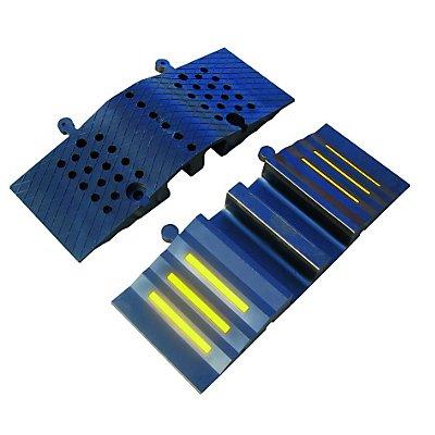 dancop schlauch und kabelbr cke f r kabel bis 75 mm schwarz lxbxh 300 x 835 x 90 mm. Black Bedroom Furniture Sets. Home Design Ideas