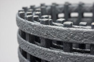 Industrierost für hohe mechanische Belastung - Zuschnitt pro lfd. m