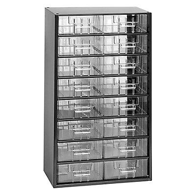 Schubladenmagazin - HxB 551 x 306 mm, 16 Schubladen