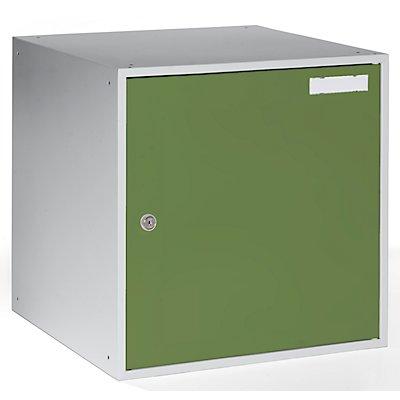 QUIPO Schließfachwürfel - HxBxT 450 x 450 x 450 mm