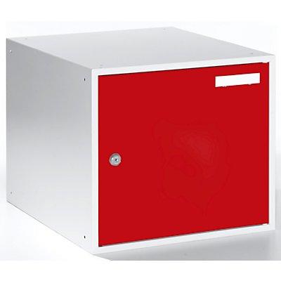 QUIPO Schließfachwürfel - HxBxT 350 x 400 x 450 mm