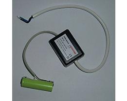 Netzteil - für Uhren-Ø 400 mm - zum Anschluss an 230 V, 50 Hz