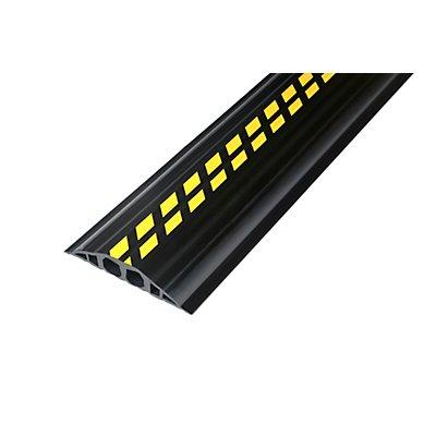 EHA Kabelbrücke aus PVC - LxBxH 1500 x 200 x 35 mm