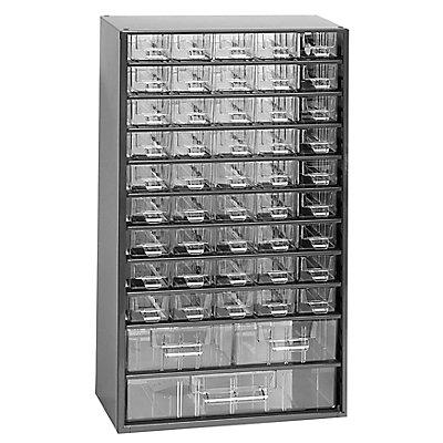 Schubladenmagazin - HxB 551 x 306 mm, 48 Schubladen