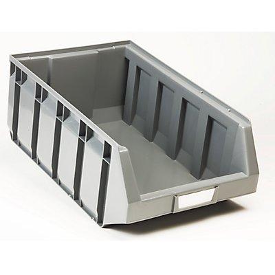 VIPA Sichtlagerkasten aus Polyethylen - LxBxH 485 x 298 x 189 mm