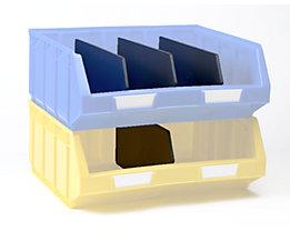 VIPA Trennwand - für Sichtlagerkasten - VE 10 Stk