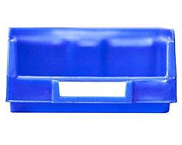 Etiketten - für Sichtlagerkasten, VE 100 Stk - LxB 45 x 12 mm