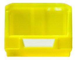 Etiketten - für Sichtlagerkasten, VE 100 Stk - LxB 53 x 13 mm