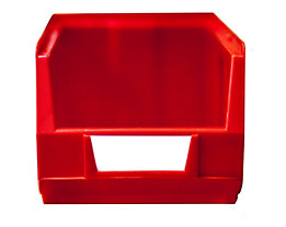 VIPA Etiketten - für Sichtlagerkasten, VE 100 Stk - LxB 75 x 30 mm