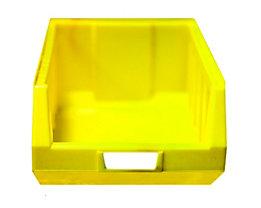 Etiketten - für Sichtlagerkasten, VE 100 Stk - LxB 95 x 30 mm