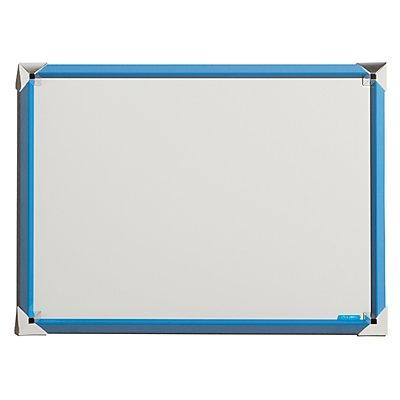 office akktiv Premium Whiteboard mit Designrahmen - BxH 600 x 450 mm