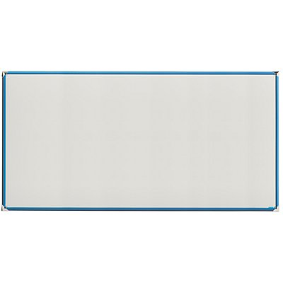 office akktiv Premium Whiteboard mit Designrahmen - BxH 2400 x 1200 mm