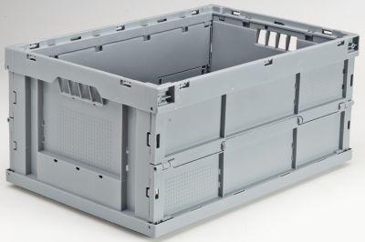 Faltbox aus Polypropylen - Inhalt 52 l, LxBxH 600 x 400 x 280 mm