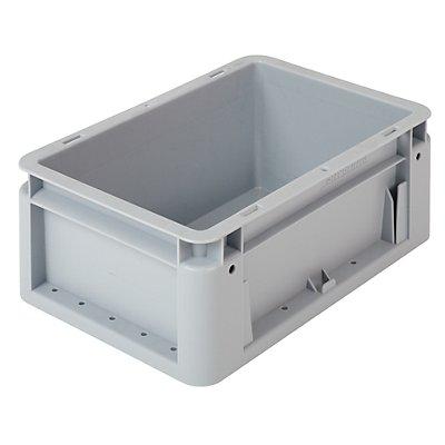 Industriebehälter - Inhalt 5 l, LxBxH 300 x 200 x 120 mm, VE 5 Stk