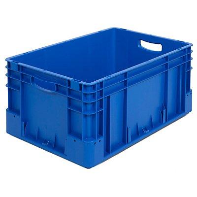 VECTURA Industriebehälter - Inhalt 50,8 l, LxBxH 600 x 400 x 270 mm, VE 4 Stk