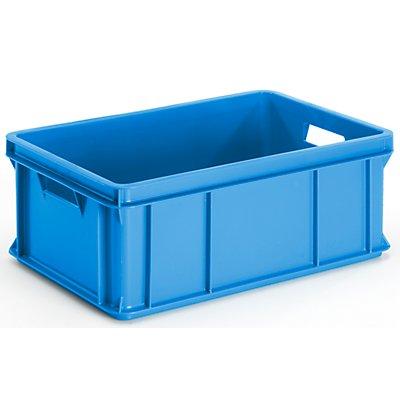 Plastipol-Scheu Stapel- und Transportbehälter - Wände, Boden geschlossen