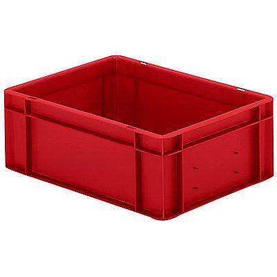 Euro-Format-Stapelbehälter, Wände und Boden geschlossen - LxBxH 400 x 300 x 145 mm