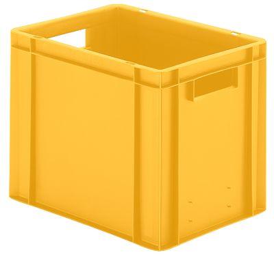 Euro-Format-Stapelbehälter, Wände und Boden geschlossen - LxBxH 400 x 300 x 320 mm