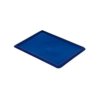 Auflagedeckel für Stapelbehälter - VE 4 Stück, LxB 400 x 300 mm