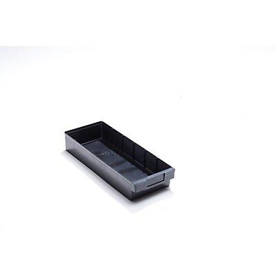 ESD-Regalkasten - aus Polypropylen