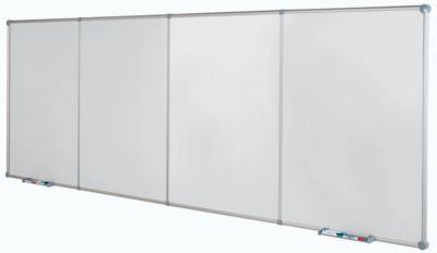 Endlos Whiteboard-System - Stahlblech beschichtet