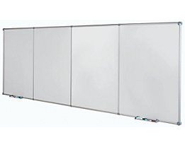 Endlos Whiteboard-System - Stahlblech beschichtet - Erweiterungsmodul