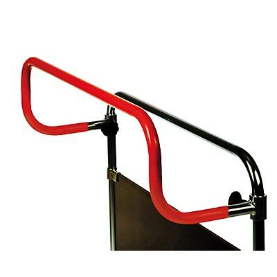 Griff - Stahlrohr mit Kunststoffüberzug, für Breite 700 mm