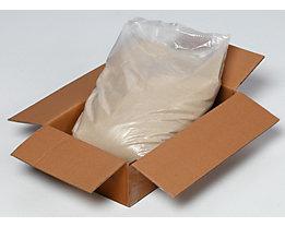 Sable pour cendriers - lot de 25 kg - en carton