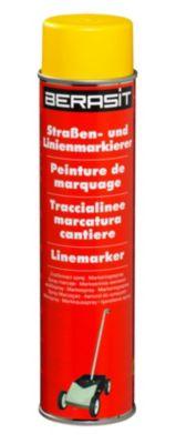 Farbmarkierset - Farbmarkierwagen BASIC mit 1 Farbdose Gelb und 12 zusätzlichen Farbdosen