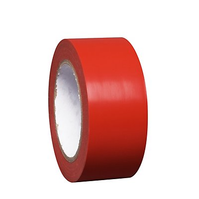 MORAVIA Bodenmarkierungsband aus Vinyl, einfarbig - Breite 50 mm