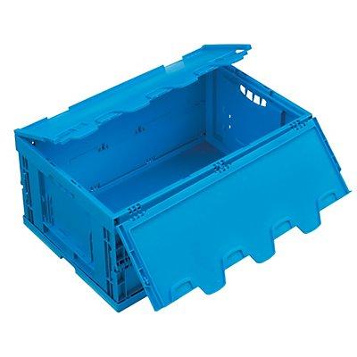 Faltbox aus Polypropylen - Inhalt 49 l
