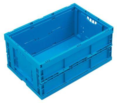 Faltbox aus Polypropylen - Inhalt 54 l