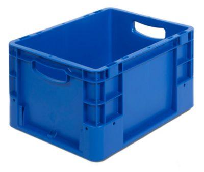 Industriebehälter - Inhalt 20 l, LxBxH 400 x 300 x 220 mm, VE 5 Stk