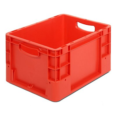 VECTURA Industriebehälter - Inhalt 20 l, LxBxH 400 x 300 x 220 mm, VE 5 Stk