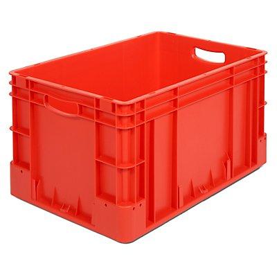 VECTURA Industriebehälter - Inhalt 60 l, LxBxH 600 x 400 x 320 mm, VE 3 Stk