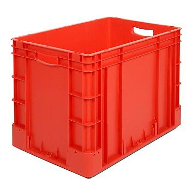 VECTURA Industriebehälter - Inhalt 80 l, LxBxH 600 x 400 x 420 mm, VE 2 Stk