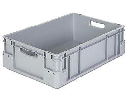Industriebehälter - Inhalt 90 l, LxBxH 800 x 600 x 220 mm