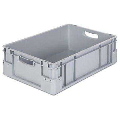 VECTURA Industriebehälter - Inhalt 90 l, LxBxH 800 x 600 x 220 mm